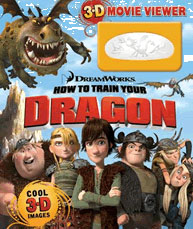 How to Train Your Dragon Storybook (Readers Digest Children's Books)