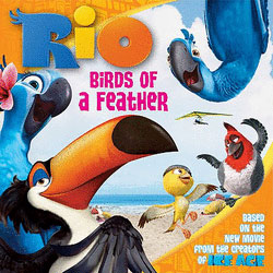 Rio, Birds of a Feather (HarperCollins)